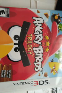 Angry Birds 3DS Trilogy Nintendo