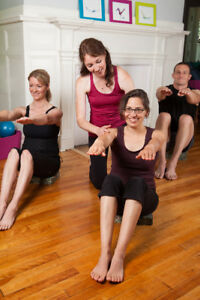 PhysioPilates Classes in Fall River, NS