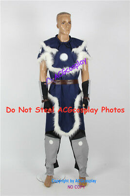 Avatar The Last Airbender Sokka Cosplay Costume Warrior Outfit include coin prop](Air Bender Costume)