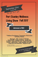 The Port Stanley Wellness Living Show Fall 2017