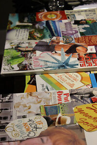 OCTOBER VISION BOARD WORKSHOP ONLY $50 (incl. supplies)! Peterborough Peterborough Area image 2
