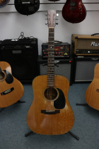 **BEAUTIFUL** Martin And Co Vintage Guitar (#17631)