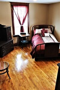 Bed and Breakfast/Weekly House Rental Dalhousie, New Brunswick