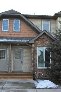 Beautiful Airdrie Townhouse