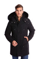 100% AUTHENTIC NEW MOOSE KNUCKLES / PARKA / STERLING