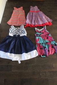 vêtements printemps, été, grandeurs 7 et 8 ans