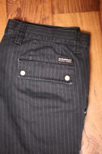 Men's burberry and Calvin Klein pants