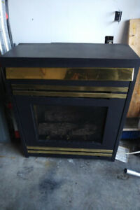 Gas Fireplace 30 x 26 x 11 Cottage Trailer Basement House