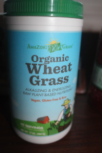 Amazing Grass ORGANIC WHEAT GRASS for healthy smoothies...