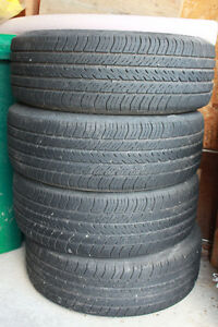 Complete set of 15'' Michelin tires + Volkswagen rims