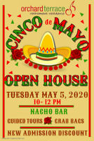 ORCHARD TERRACE Retirement Cinco De Mayo Open House