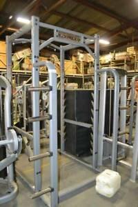 Life Fitness, Techno Gym, Synergy, Body Worx, Strength Equipment