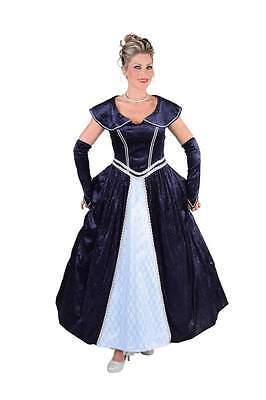 Rokoko Kleid Kostüm Königin Barock Marquisin Prinzessin Rokokokostüm - Rokoko Kleid Kostüm