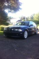 BMW 2portes 5500 négo 8mags