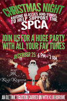 Annual Christmas Day FSPCA Fundraiser