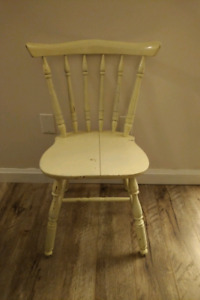 Free Farmhouse Chair