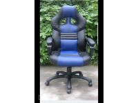 GAMING STYLE SWIVEL CHAIRS HALF PRICE