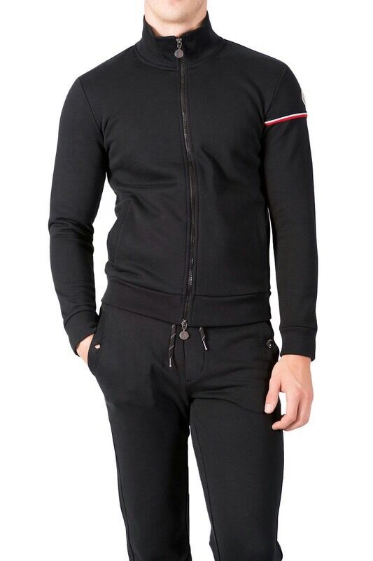 Moncler Classic Zip Up Tracksuit