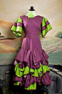 Spanish Dresses, Castanets & Shoes