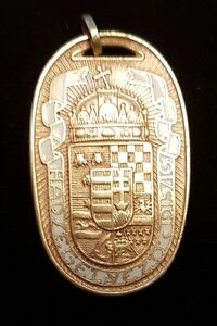 HUNGARIAN PENDANT FOR NECKLACE