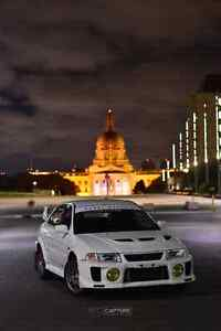 Mitsubishi evolution 5