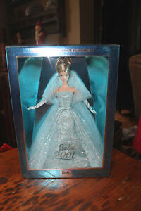 2001 Barbie Collector's Edition - NRFB