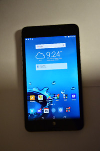 Androd Tablet by Asus model Memo Pad 7 in good condition