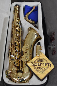 Tenor Saxophone | Buy or Sell Used Woodwind Instruments in