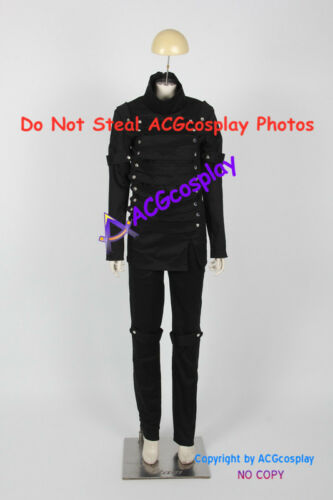 Hellsing Alucard Cosplay Costume black version ACGcosplay