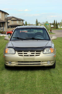 2006 Hyundai Accent GS Coupe (2 door)