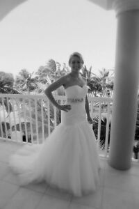 Wedding Dress - Mori Lee (Size 4 - Street Size 6) London Ontario image 1