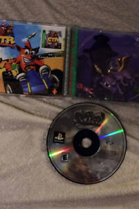 Spyro 2: Ripto's Rage - PS1 Stratford Kitchener Area image 3