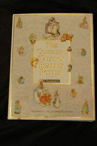 Complete tales of Beatrix Potter book