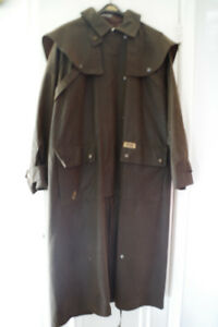 Oilskin Western  Horse Riding Coats (Dusters)