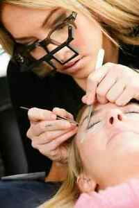$499. No Tax~Lash Training~Private 1 on 1~Cert. & Kit. London Ontario image 1