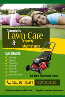 Campbell's Lawn Care & Property Maintenance