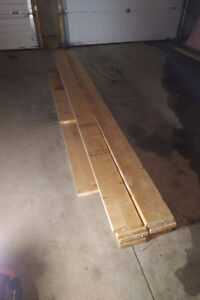 """SPF Dimensional Lumber - Canfor, 2"""" x 8"""", 27 Pcs, 12' & 7'"""