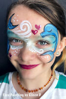 Professional Face Painting and Glitter Tattoos!