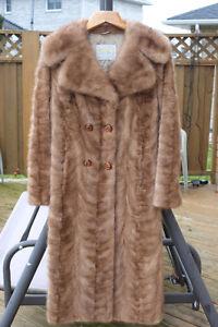 Vintage Genuine Fur Coat