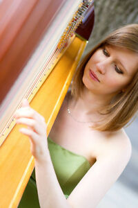 Harp/Piano Lessons & Live Event Music with Professional Musician