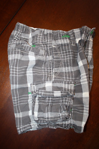Baby GAP Plaid Cargo Shorts- 2T