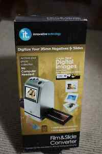 IT Film And Slide Converter Model # ITNS-301