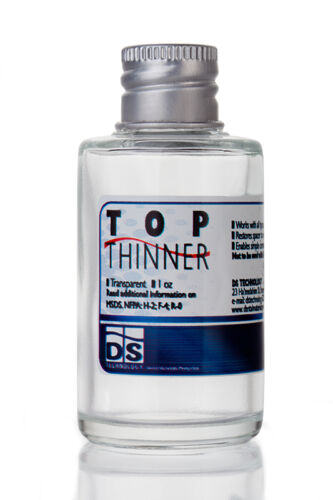 DENTAL Lab Product-Die Preparation-Top Thinner 8oz 250ml