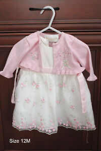 Wedding Flower Girl Dresses 12M, 24M, 2T
