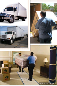 MOVING & DELIVERY Tex/Call 4377797737 We also Do ANY JOBS