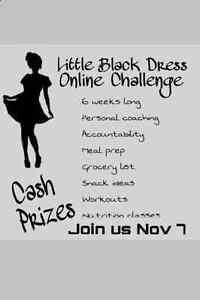 LITTLE BLACK DRESS & TUX ONLINE WEIGHT LOSS CHALLENGE!! Cornwall Ontario image 2