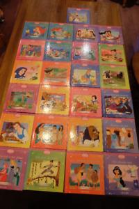 25 livres sur les Princesses Disney