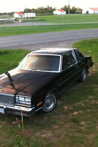 1980 Buick regal limited w/ Ttop roof