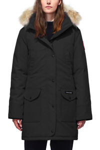 Women's Canada Goose Trillium Parka Winter Jacket (Size Small)