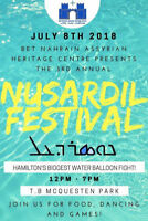 3rd Annual Water Festival of Nusardil - Sponsors Wanted!